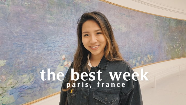 the perfect week in paris