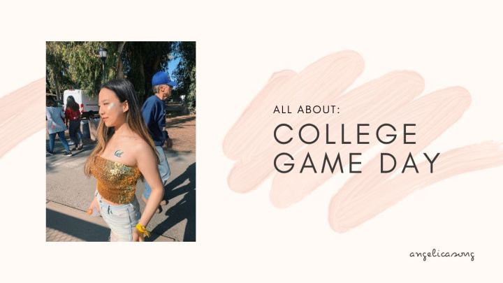 all about college game days: uc berkeley edition
