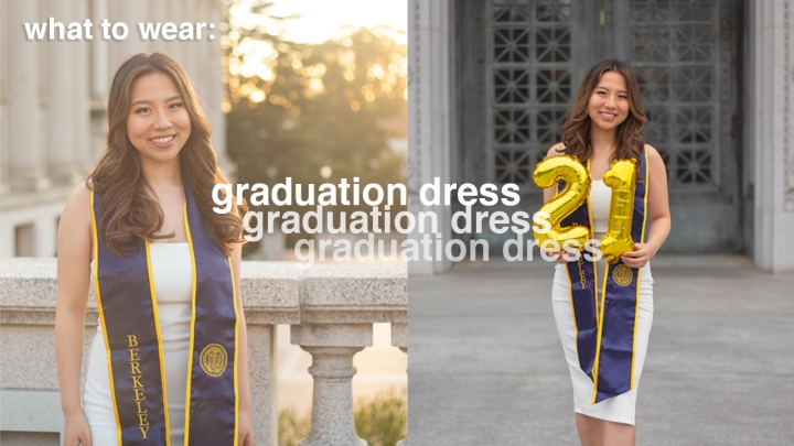 what to wear: graduation & photos – guide to dresses