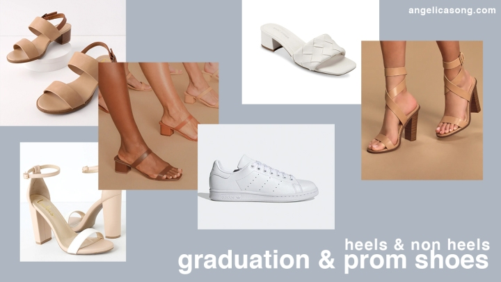 best graduation / prom shoes (heels & non heels